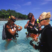 Scuba Diving Class in Thailand