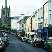 Enniskillen in County Fermanagh
