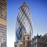 30 St Mary Axe in London