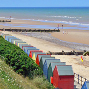 Mundesley on the Norfolk coast