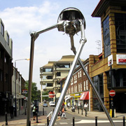 The Woking Martian