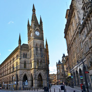 The Wool Exchange in Bradford