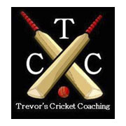 Trevor's Cricket Coaching Logo